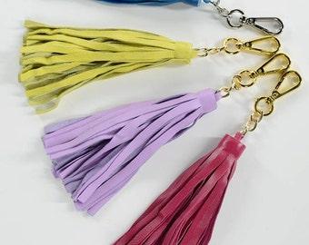 Lavender Purse Charm (Key Chain) Valentines Day