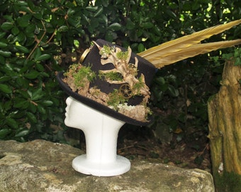 The Zoologist's Top Hat - SteamPunk Style