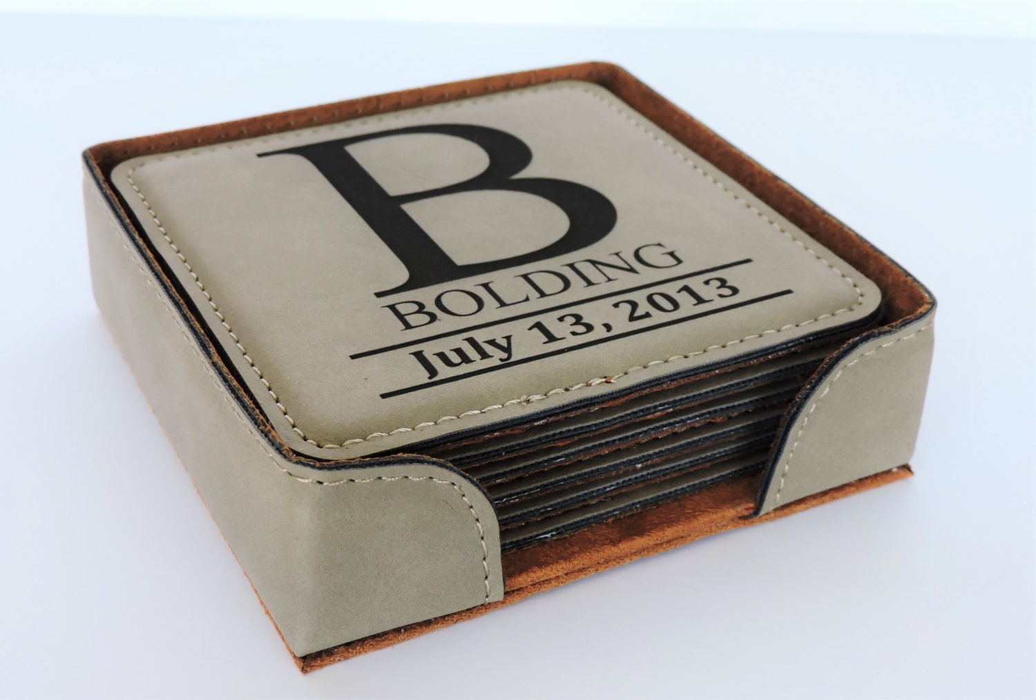 3rd Wedding Anniversary Traditional Gift: 3rd Anniversary Leather Gift Leather Wedding Anniversary