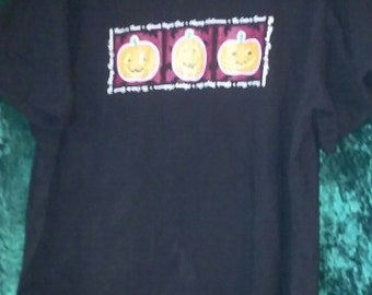 cool Hippie Halloween T-shirt