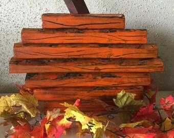 Rustic Pumpkin