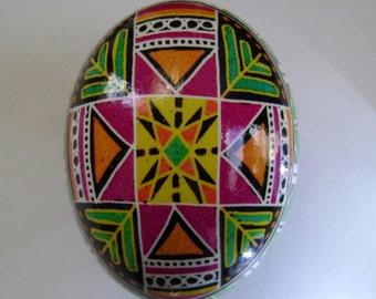 Ukrainian Pysanky (Easter Egg)