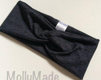 Wide Turban Headband