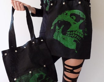 Tote bags hand screen print