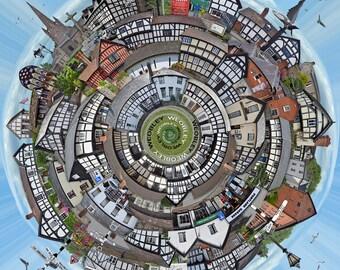 Worlds Apart - WEOBLEY