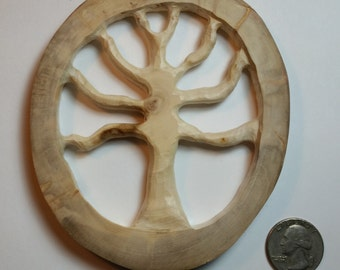 Tree of Life carving (small)