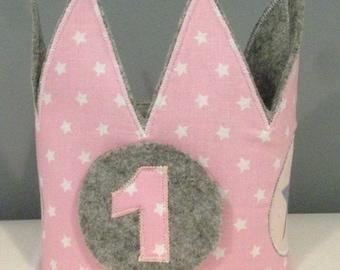 Birthday Crown - Crown little Princess