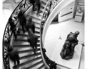 Paris photography, Paris buildings, Black and white, Large Wall Art Prints, Romantic, Paris prints, French print, Paris photos, Architecture