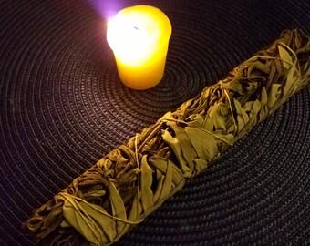 White Sage & Lavender Smudge Stick