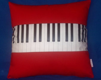 Piano Keys Cushion!