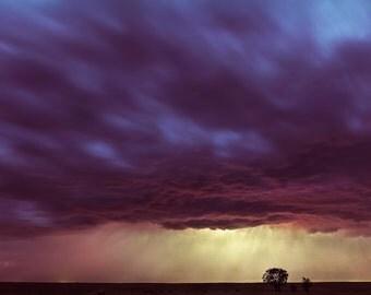 Summer Storm photograph print
