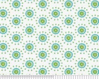 Cotton Quilt Fabric Hoo's in the Forest Riley Blake
