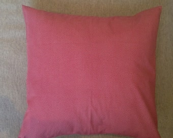 Reasons Points red Cushion cover