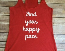 Find Your Happy Pace Tank Top