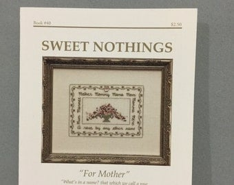 For Mother by Sweet Nothings