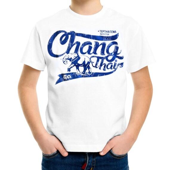 TepThaiTewa : Chang Thai (Elephant) Boys' T-Shirt