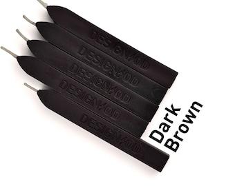 Dark Brown - Design OD Wax Sticks - (DODB05)
