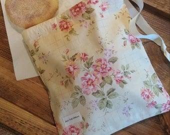 bread bag, cookie bag, drawstring bag, gift bag