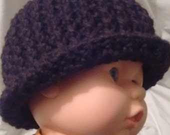 Baby or toddler size hat