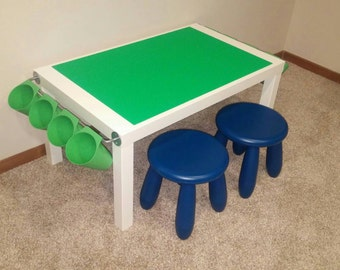 Large Lego Table with Storage