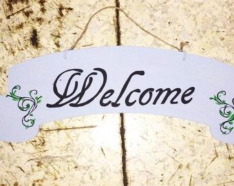 SALE: Welcome