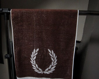 Fred Perry tennis towel