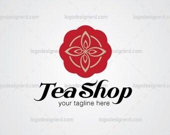 Premade Logo Design - Flower