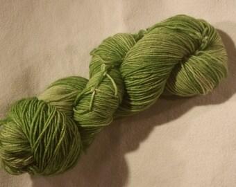 Handdyed Sparkle Sock Yarn