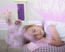 little Fairy Door, Elf Door, tooth fairy door with magic dust and letter to the little people :)
