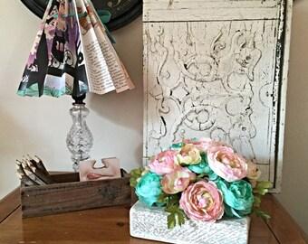 Haeger Flower Arrangement