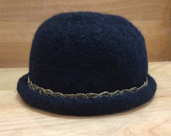 Hand Made Felted Hat