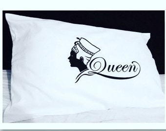 Queen Pillowcase - Afrocentric - Customised pillowcase