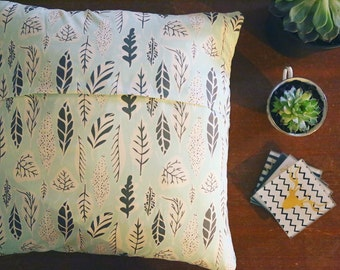 CRISP MINT Cushion Covers