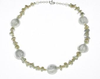 Moonbeams Short Necklace