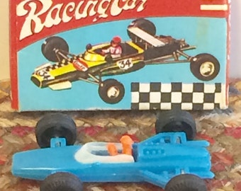 Dan Breechner & Co. small plastic Racing Car
