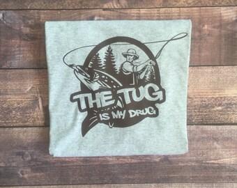 The Tug is My Drug Tee Shirt