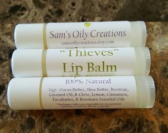 Thieves Lip Balm