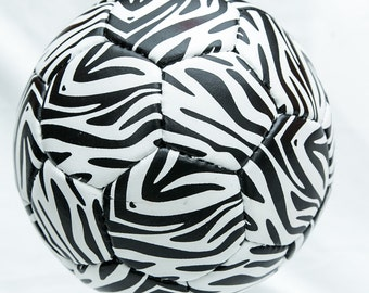 leather sports balls