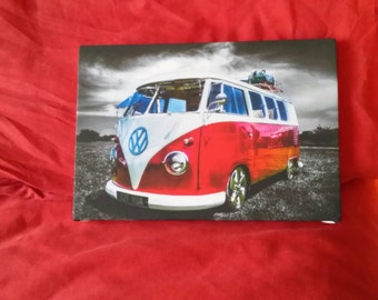 Volkswagen Campervan Canvas