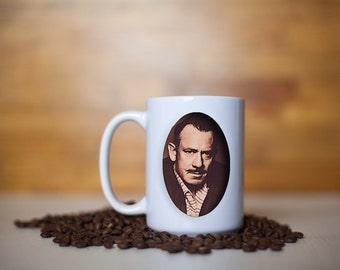 John Steinbeck Mug