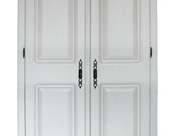 "Laundress Cabinet ""Shabby chic"""