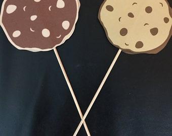 SALE!!!! Cookie Centerpieces (Set of 3)