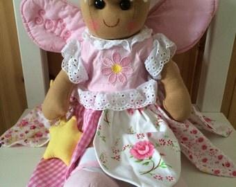Rag doll, fairy.