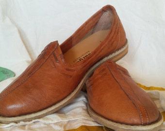 The Jutti Loafer - Beautiful Handmade Indian Goatskin Loafers