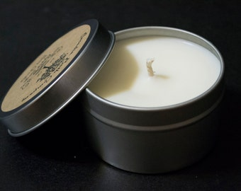 Soy candle, 4oz candle, pick your own