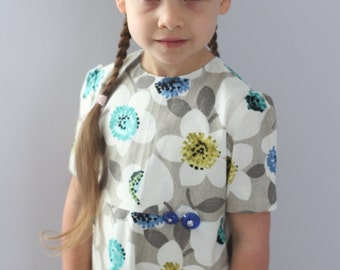 Handmade Girl's Dress Size 4