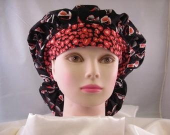 Women's Bouffant Scrub Hat Sunglasses