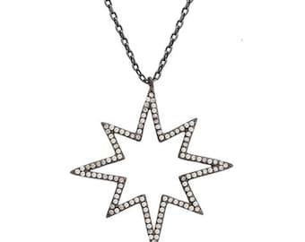 Miami Starburst Necklace