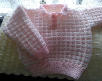 Baby girl jumper