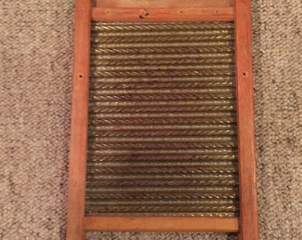 Busy Bee No. 16 Washboard